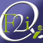 logo f2i simple 3D doc