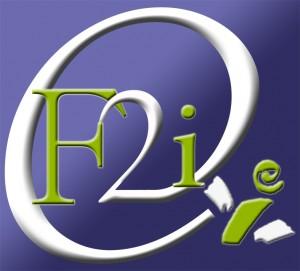 logo f2i simple 3D doc